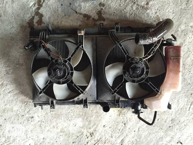купить бу Б/у вентилятор осн радиатора для Subaru Forester в Львові