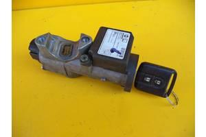 Б/у замок зажигания/контактная группа для Nissan Primera (P12)(2003-2006)
