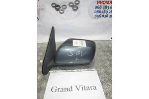 Б/у дзеркало бокове ліве для Suzuki Grand Vitara 2006-2012