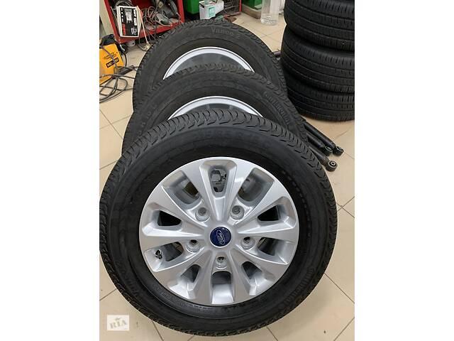 купить бу Б/в диск з шиною для Ford Transit Custom 2019 в Ивано-Франковске