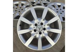 Б/в Диски Mercedes orig. R18 5x112 8j ET43 W221 W220 W140 S W212 CLA W211 Skoda Volkswagen