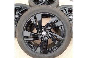 Б/в ОРИГІНАЛ Диски + шини Volkswagen R20 5x112 VW Touareg BMW X6 X5 Audi Q7 Таурег
