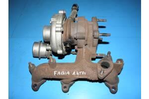 Б/в турбіна для Seat Cordoba 1.4TDI 2005-2009 045253019G