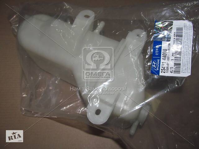 купить бу Бачок расширительный радиатора Hyundai H-1 '01-07 (Mobis) 254314A000 в Киеве