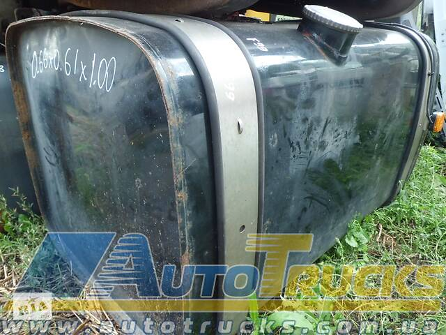 купить бу Бак топливный железный с креплением и топливозаборником 400л для MAN в Черновцах