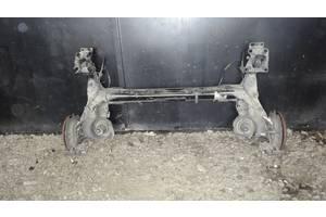 б/у Балки задней подвески Citroen Berlingo груз.