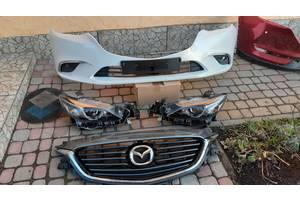 бампер фари FUL-LED Mazda 6 2015-2018