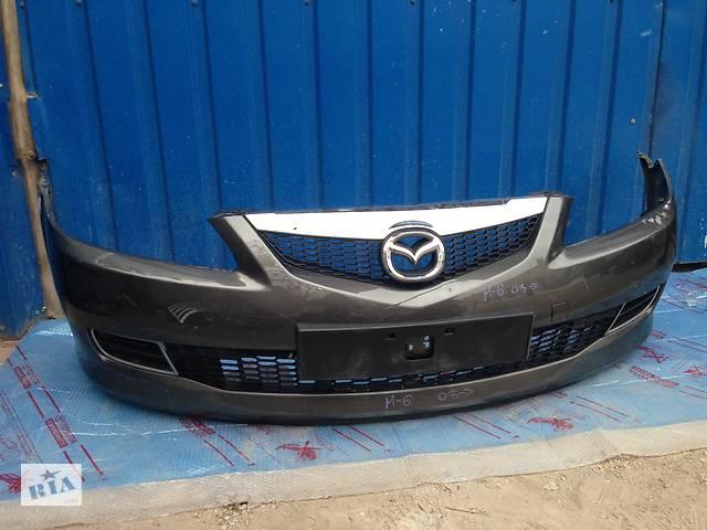 купить бу Бампер передній Mazda 6 в Києві