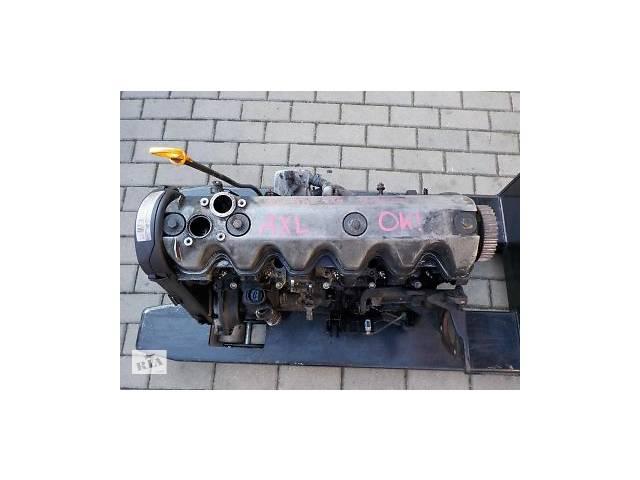 продам Блок двигателя Volkswagen Syncro Б/У с гарантией бу в Львове
