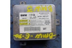 Блок розжига разряда фары ксенон BMW 3 (E90/E93) 2005-2013 7172536 34478