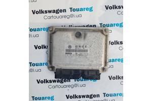 Блок управління двигуном 3.2 Бензин Volkswagen Touareg Туарег Таурег 022906032BE