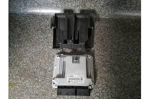 б/у Блоки управления двигателем X4