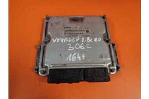 б/у Блоки управления двигателем Chrysler Voyager