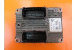 б/у Блоки управления двигателем Fiat Grande Punto