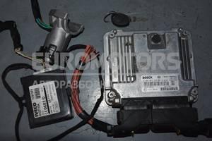 Блок управления двигателем комплект Iveco Daily 2.3hpi, 3.0hpi (E
