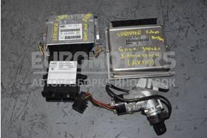 Блок управления двигателем комплект Mercedes Sprinter 2.7cdi (901/905) 1995-2006 A6121533579