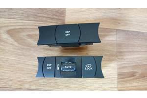 Блок управления ESP Кнопка Volkswagen Touareg Туарег Таурег 7L6927225M 7L6927225P