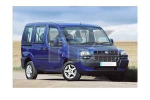 Боковое стекло передней двери Fiat Doblo '00-14 левое (Pilkington)