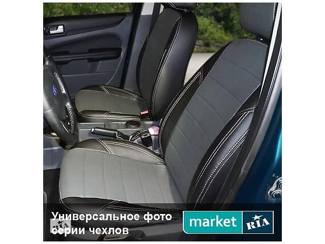 Чехлы на сиденья Mercedes Vito из Экокожи 1996-2003 (AVTOMANIA)- объявление о продаже  в Виннице