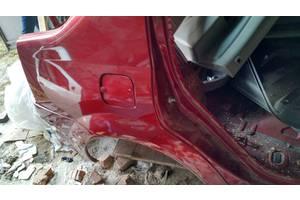 Четверти автомобиля Dacia Logan