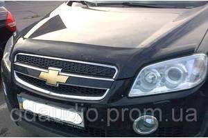 Дефлекторы Chevrolet Captiva