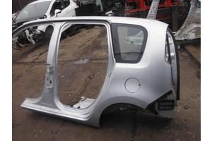 чверті автомобіля Citroen C3