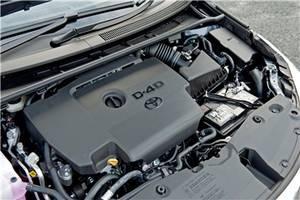 б/у Блоки двигателя Toyota Avensis