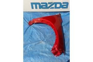б/у Крылья передние Mazda CX-3