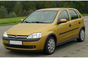 б/у Крылья передние Opel Corsa