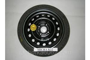 Запаски/Докатки Nissan Micra