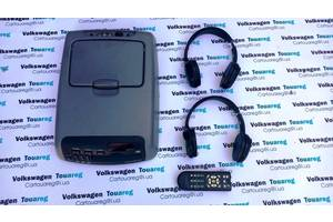 DVD Player 7L9035008A Volkswagen Touareg Фольксваген Туарег Таурег 2003 > 2009 Монитор