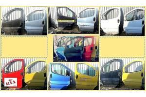 б/в двері передні Renault Trafic