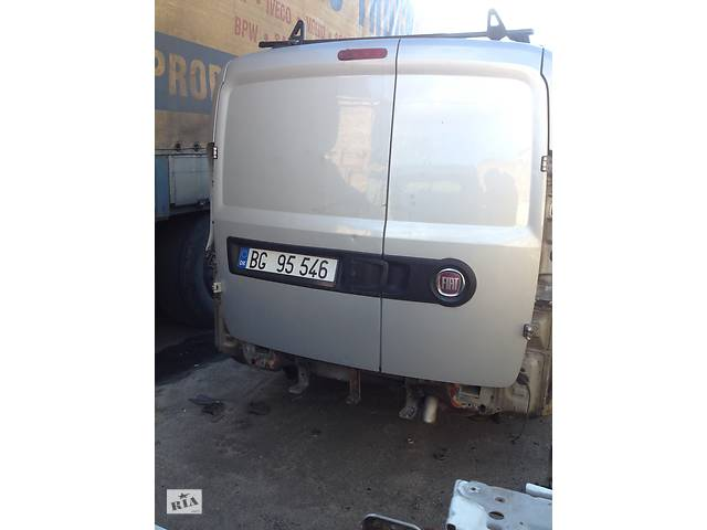 купить бу Дверь задняя для Fiat Doblo 263 карго нуово в Луцке