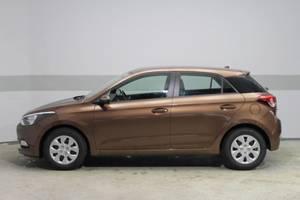 б/у Двери задние Hyundai i20