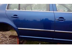 б/в двері задні Skoda SuperB