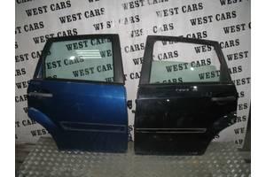Б/У Дверь задняя правая синяя Fiesta 2002 - 2008 . Вперед за покупками!
