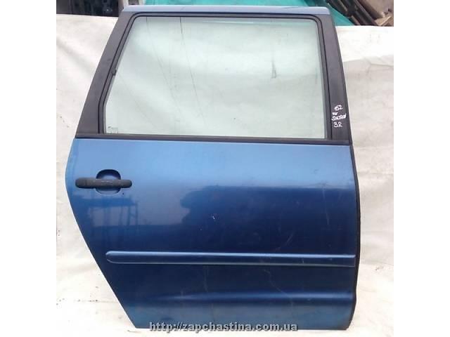 бу Дверь задняя правая VW Sharan, синяя в Киеве
