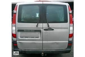 Двери задние Mercedes Vito груз.