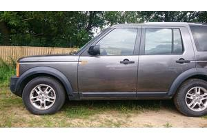 б/у Двери задние Land Rover Discovery