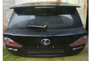 б/у Крышки багажника Lexus CT