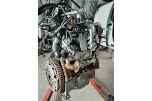 Двигатель в сборе с навесным Bosch 1.5 dci для Рено Кенго Renault Kangoo 2013-2019 г. в.