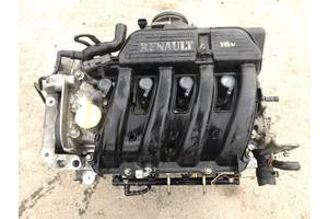 Двигатели Renault Clio Symbol