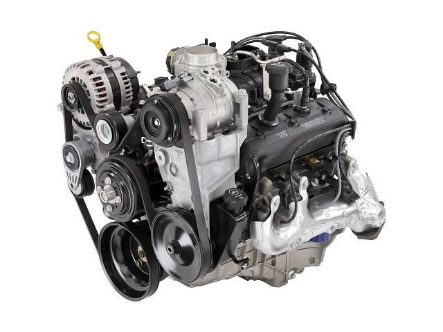 Двигатель V6 Vortec 4.3 литра 4300/LU3 V6 Шевроле Экспресс Шевроле Блейзер Chevrolet Express Chevrolet Blazer GMC Savana- объявление о продаже  в Киеве