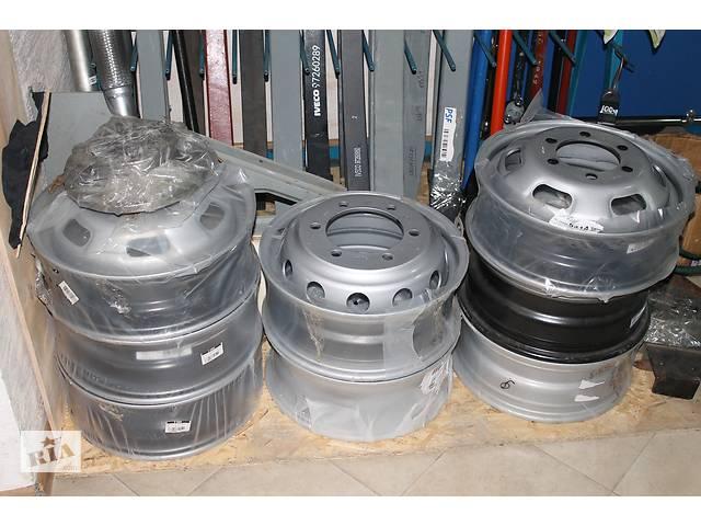 продам Диск колесный для Iveco Daily модель 35 / 65, асортимент бу в Львове