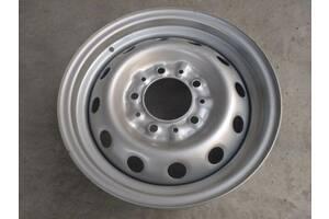 Диск колесный ВАЗ 2123, АвтоВАЗ (15Н2х6.0J 5x139,7 98 ET48) серебро/металлик