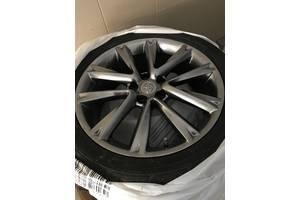 Новые диски с шинами Lexus