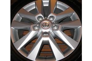 Новые диски с шинами Toyota Land Cruiser 200