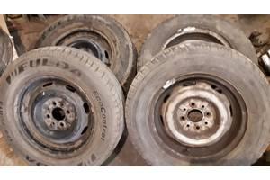 Диск с шиной для ВАЗ 2108