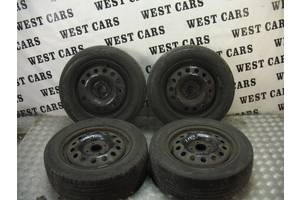 б/у диски с шинами Ford Fiesta