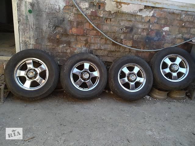 продам Диск с шиной R17 для Opel Frontera бу в Днепре (Днепропетровск)